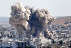 پایگاه هوایی سوریه هدف حمله هوایی قرار گرفت