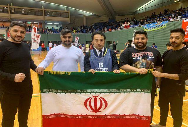 برادران مصدق سهمیه المپیک گرفتند