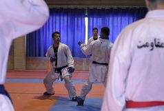 برگزاری میزبانی مسابقات قهرمانی کاراته استان در کاشمر