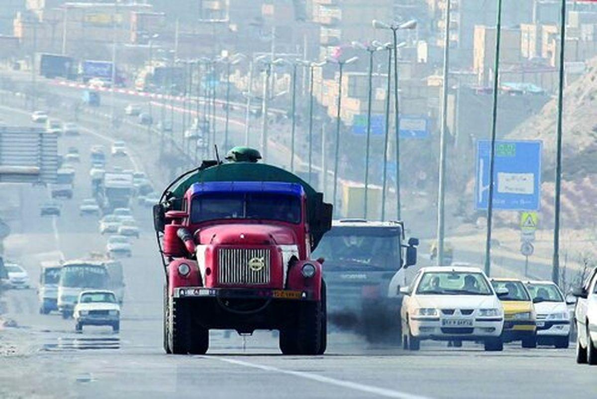 اعلام محدودیت های تردد کامیون ها در دهه اول محرم