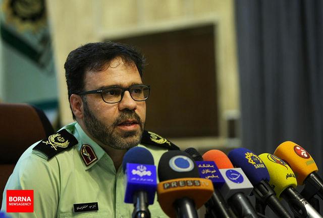 شهادت هشت مرزبان ایرانی در سیستان و بلوچستان