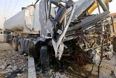 حادثه رانندگی در قم جان پدر و پسر را گرفت