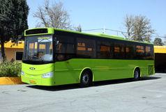 7دستگاه اتوبوس جدید وارد ناوگان حمل و نقل عمومی شهر ارومیه شد