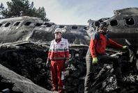 سقوط هواپیمای باری بوئینگ 707 در کرج