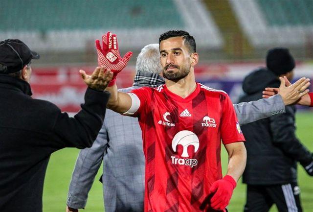 جام حذفی پایان حضور حاجصفی در ایران/ کاپیتان تیم ملی مجیدی را ناامید کرد