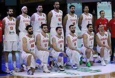 دو اصفهانی در تیم ملی بسکتبال مردان ایران