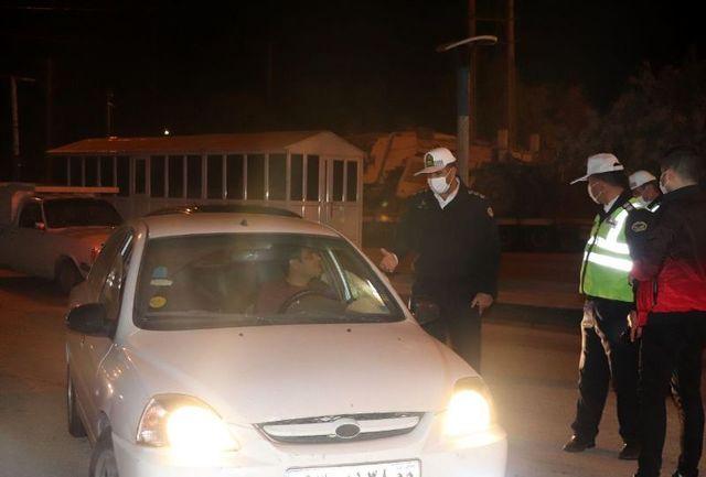 اعمال 12 هزار فقره جریمه برای  ناقضان منع تردد در شهرستان ملایر