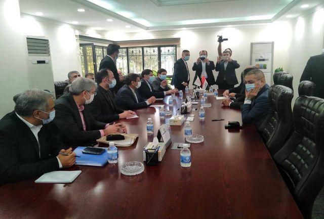 رییس کل بانک مرکزی با وزیر دارایی عراق دیدار کرد