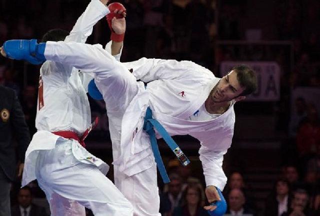 کاراته کاهای قزوینی در پاریس به روی تاتامی می روند