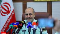 توضیحات رئیس پلیس پایتخت در خصوص جان باختن یک بسیجی در تهران/ راکبین بدون ماسک خودروهای شخصی جریمه نمیشوند