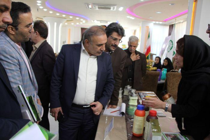 برگزاری  اولین نمایشگاه تخصصی عرضه کود های غیر تکلیفی در خرم آباد