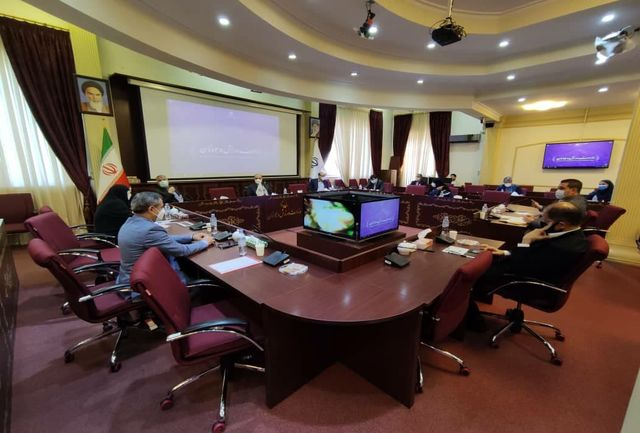 آغاز جلسه ستاد عالی بازیهای المپیک و پارالمپیک به ریاست دکتر سلطانیفر