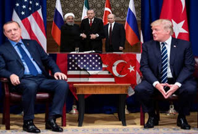 انتشار پژوهش «چشم انداز روابط ترکیه و امریکا در دوره ترامپ»