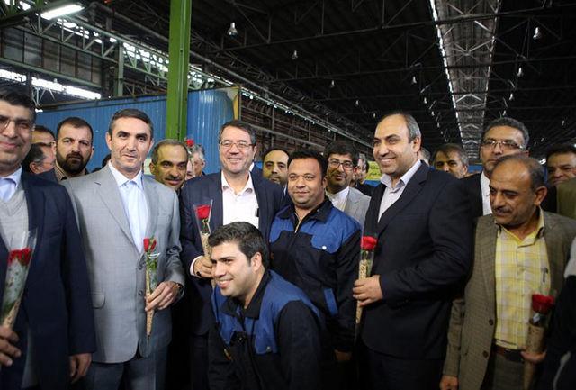 دولت با تمام توان از فعالیت های تولیدی آذرآب حمایت می کند