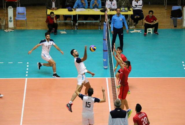ناظر فدراسیون جهانی والیبال به ارومیه سفر کرد
