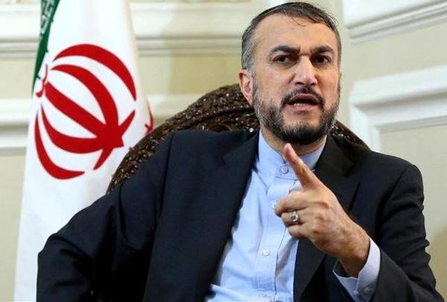 پادشاه سعودی حق اتهام زنی به ایران را ندارد!