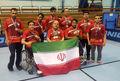 پایان کار تیم ملی تنیس روی میز جانبازان و معلولین با کسب ۷ مدال