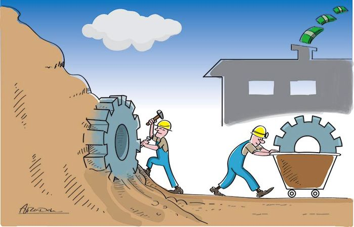 به بهانه روز ملی صنعت و معدن؛  صنعت اصفهان تنها فولاد و ذوب آهن نیست