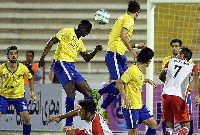 پیروزی خانگی شاگردان گلمحمدی مقابل برزیلیها
