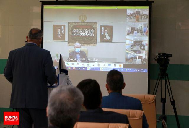 کلنگ زنی و بهره برداری از ۸ پروژه سلامت محور جنوب غرب خوزستان
