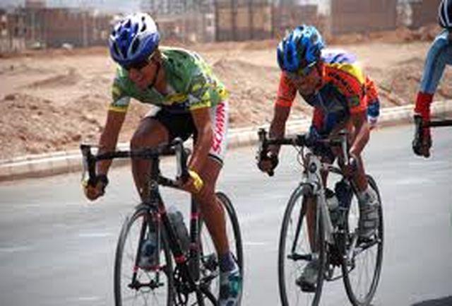 رقابت دوچرخهسواران خراسان رضوی در تور بینالمللی اندونزی
