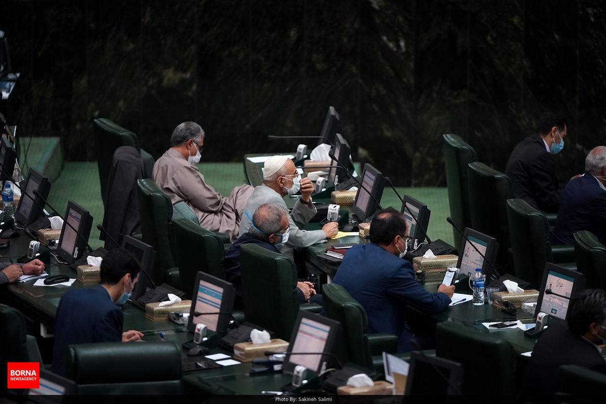 هیاتی از مجلس به سوریه رفت