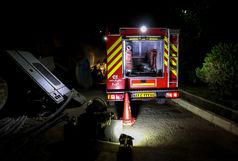 انفجار یک خانه در شیراز