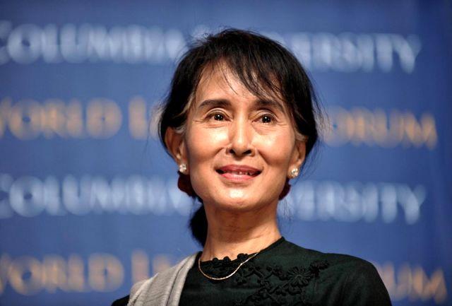 رهبر مخلوع حزب حاکم میانمار به فساد متهم شد