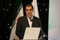 بازدید وزیر بهداشت از موکب  عمود 1080