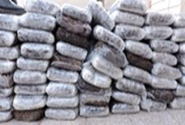 کشف 760 کیلوگرم موادمخدر در عملیات پلیس کرمان
