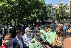حضور پرشور مردم پای صندوق های رای/ تا کنون هیچ تخلفی گزارش نشده است/ حضور 17 هزار نیروی پلیس در شعب اخذ رای تهران