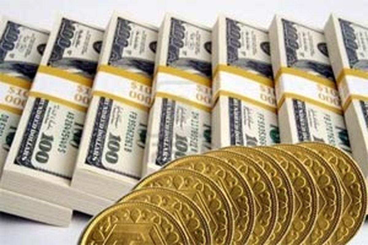 آخرین قیمت سکه و طلا، دلار در بازار امروز 22 تیر ماه