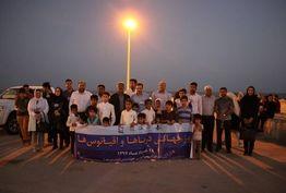 به مناسبت روز جهانی دریاها و اقیانوسها ساحل غدیر بندرعباس پاکسازی شد