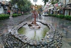 پیش بینی بارش باران در 9 استان کشور تا شنبه 22 شهریور 99
