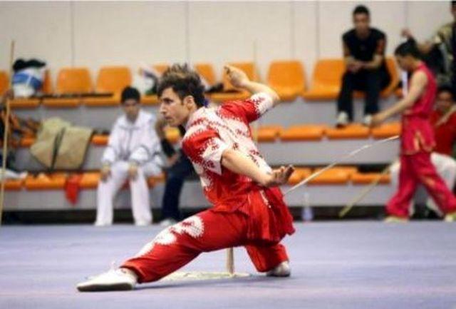 ووشوکاران ایران صاحب 3 مدال نقره و یک برنز شدند
