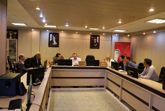 برگزاری اولین جلسه کمیسیون رسیدگی به تخلفات شرکتهای حمل و نقل کالا و مسافر در آذربایجان غربی