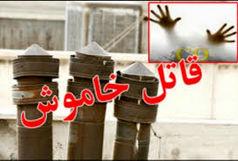 بر اثر استنشاق گاز مونوکسید کربن در زنجان/ 20نفر مسموم شدند یک نفر فوت نمود