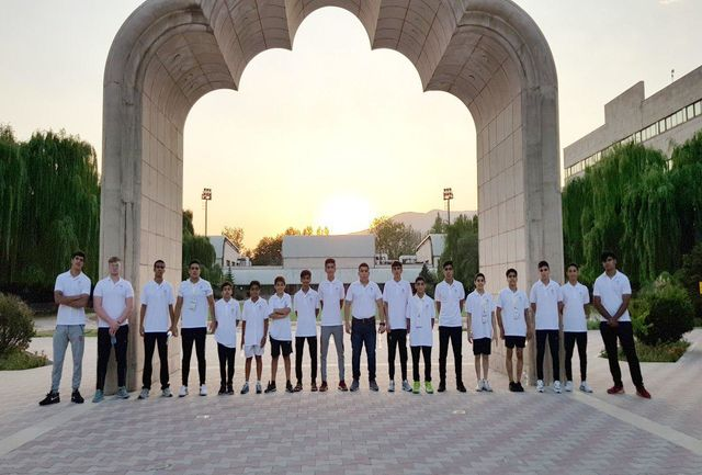 مراسم افتتاحیه رسمی طرح بورسیه ورزشی امیدها و ستاره های آکادمی ملی المپیک