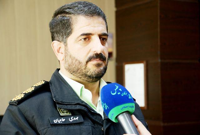کشف سموم و کود شیمیایی خارجی قاچاق در شهرستان البرز