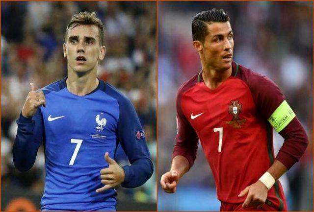 فرانسه-پرتغال؛ جنگ برای جام