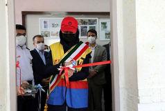 افتتاح رسمی رشته تحصیلی آتشنشانی در هنرستان کاردانش دخترانه ریحانه مشهد