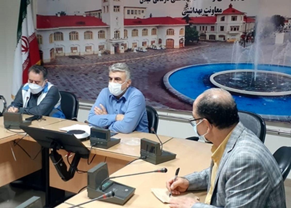 روند افزایشی مسافران مبتلا به کووید ۱۹ در گیلان