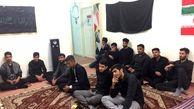 برگزاری بزرگداشت سومین روز شهادت سردار سلیمانی در خانه جوانان