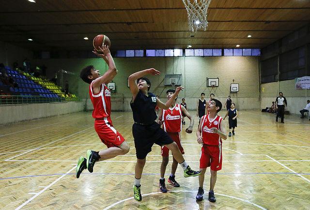 رشته ورزشی بسکتبال در اردبیل پیشرفت مناسبی نداشته است
