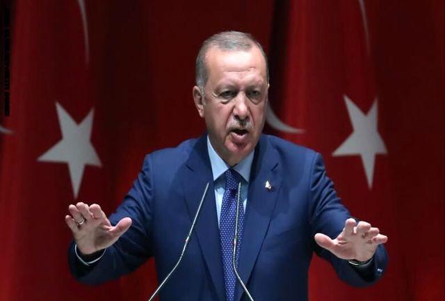 اردوغان: جهان باید ماهیت تروریستی اسرائیل را بشناسد