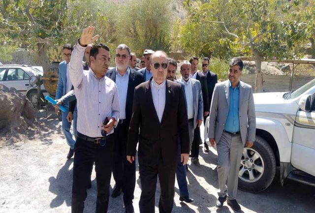 امیدواریم تا پایان دولت دوازدهم  عقب افتادگیها را جبران کنیم / حرکت عمومی ستاد اقتصاد مقاومتی خراسان جنوبی مطلوب است