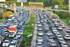 ترافیک تهران روان است