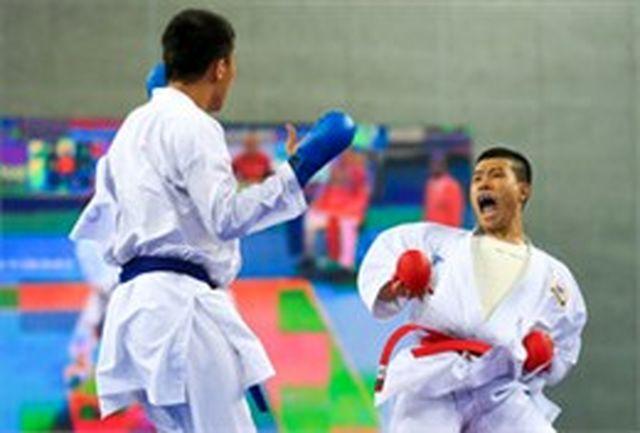 مسابقات کاراته انتخابی تیمهای ملی مردان و زنان برگزار میشود