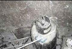 انفجارکپسول بخاری گازی در زاهدان حادثه آفرید /یک نفر مصدوم شد