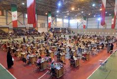 معرفی شطرنج بازان برتر در قزوین